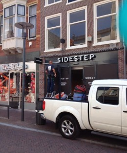Oplevering 7e filiaal Sidestep